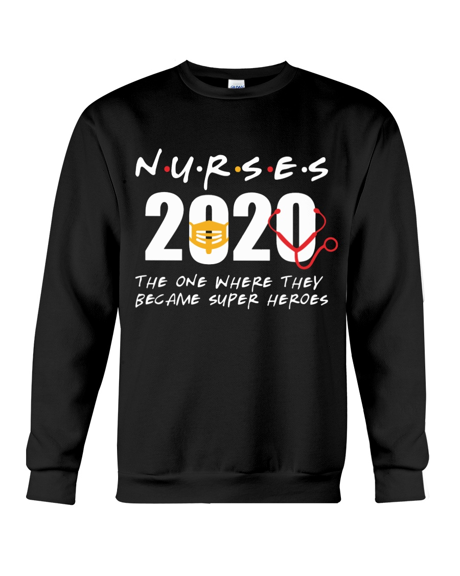 Nurses 2020 the one where they became super heroes