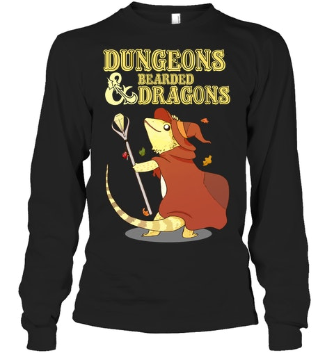Dungeon and bearded dragons