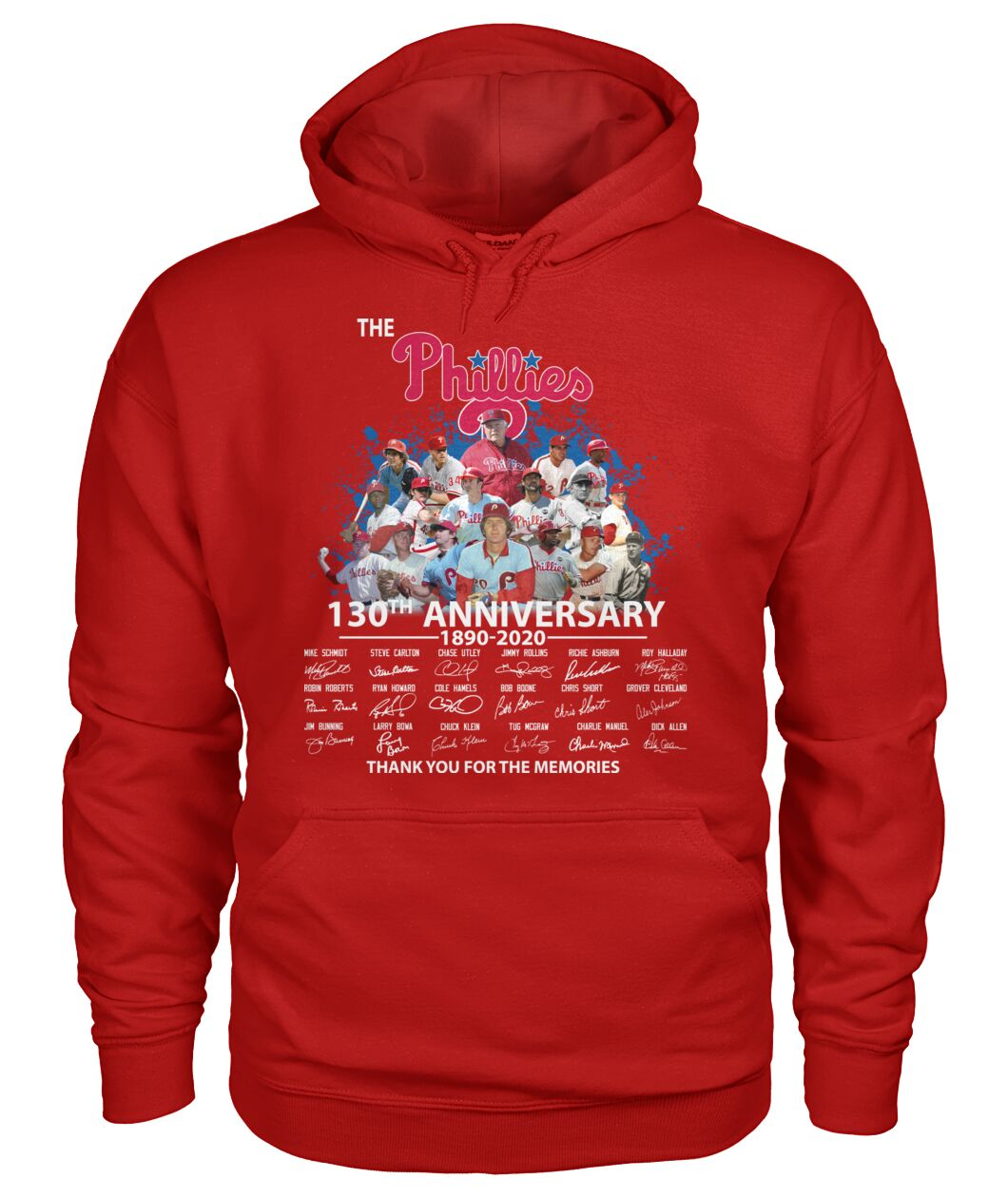 The Phillies 130th Anniversary Thank You For The Memories