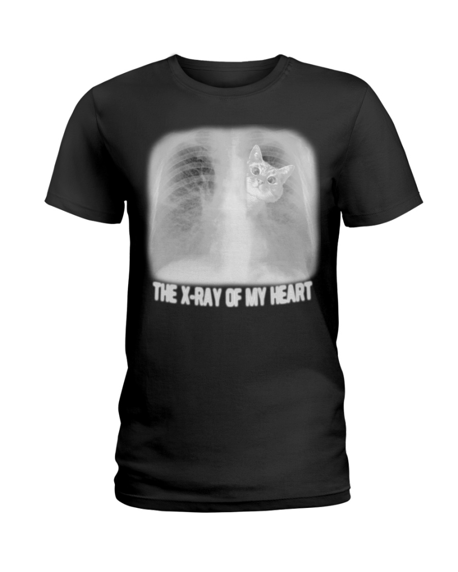 Cat the x ray of my heart