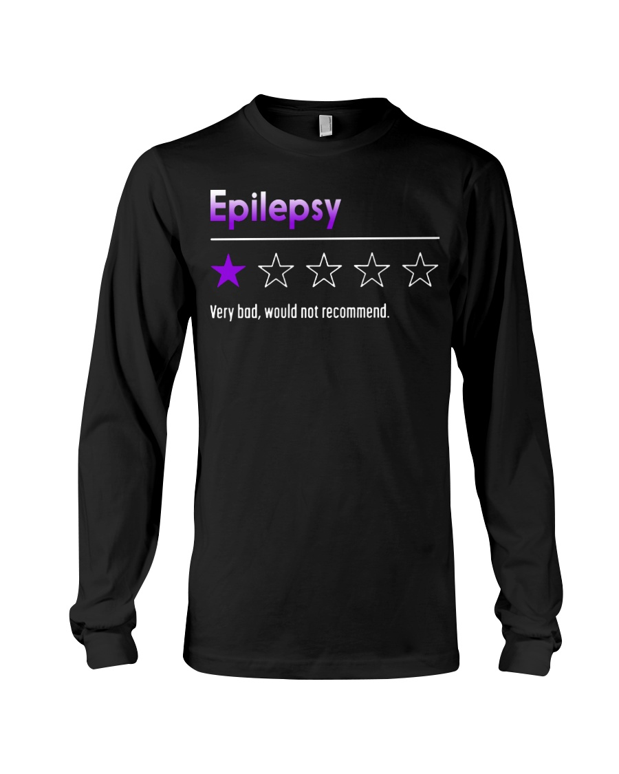 Epilepsy very bod would not recommend
