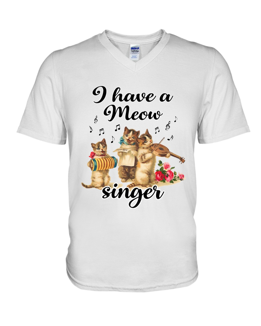 I have a meow singer