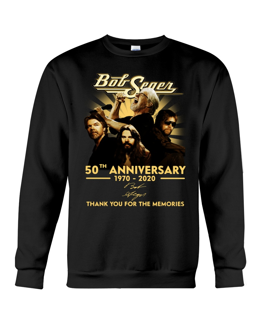 Bob seger 50th anniversary thank you for the memories