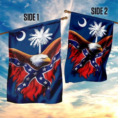 South carolina confederate american history flag