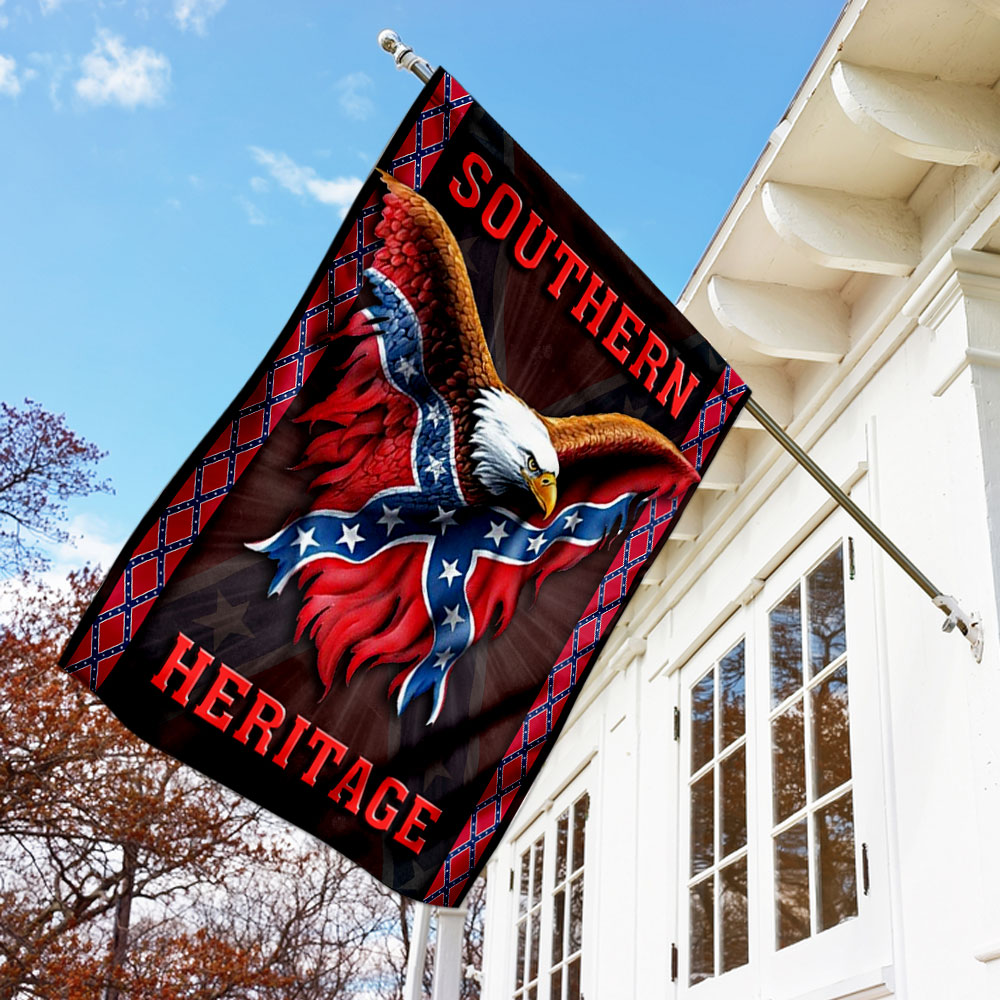 Southern heritage confederate flag - pic 1