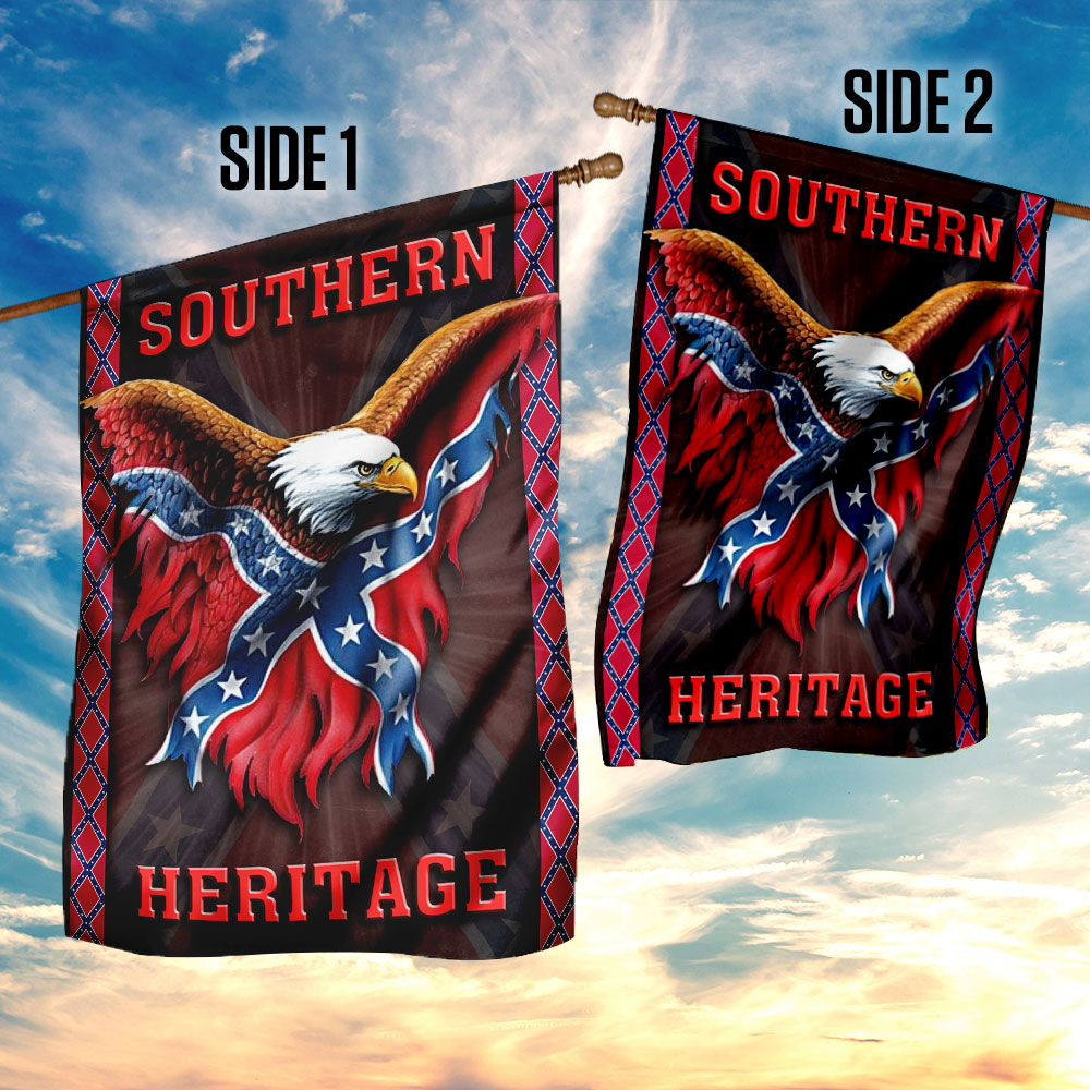 Southern heritage confederate flag - pic 2