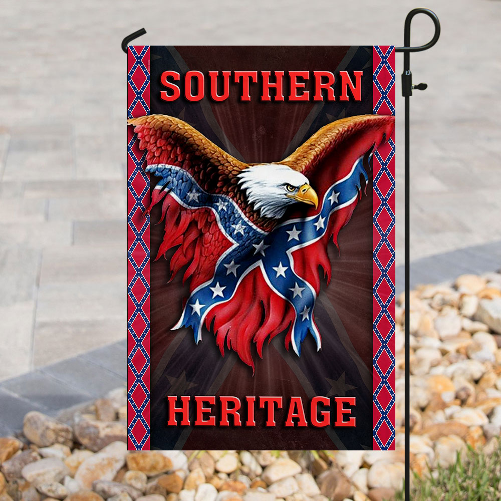 Southern heritage confederate flag - pic 4