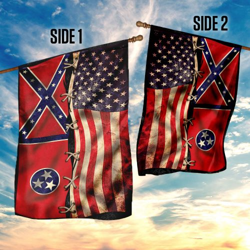 Tennessee confederate flag