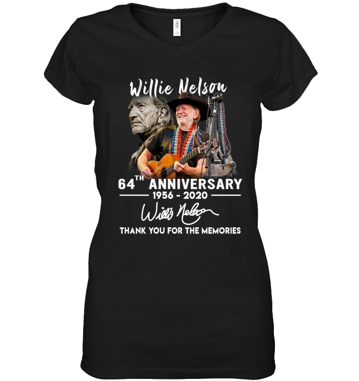 Willie nelson 64th anniversary thank you for the memories