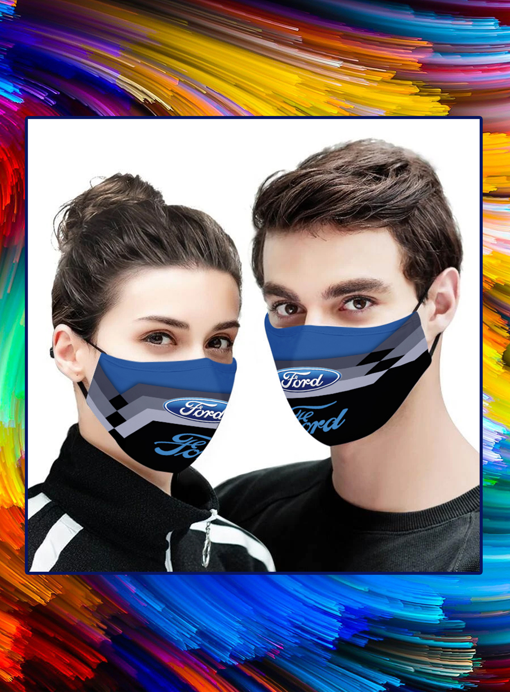 Ford face mask- pic 1