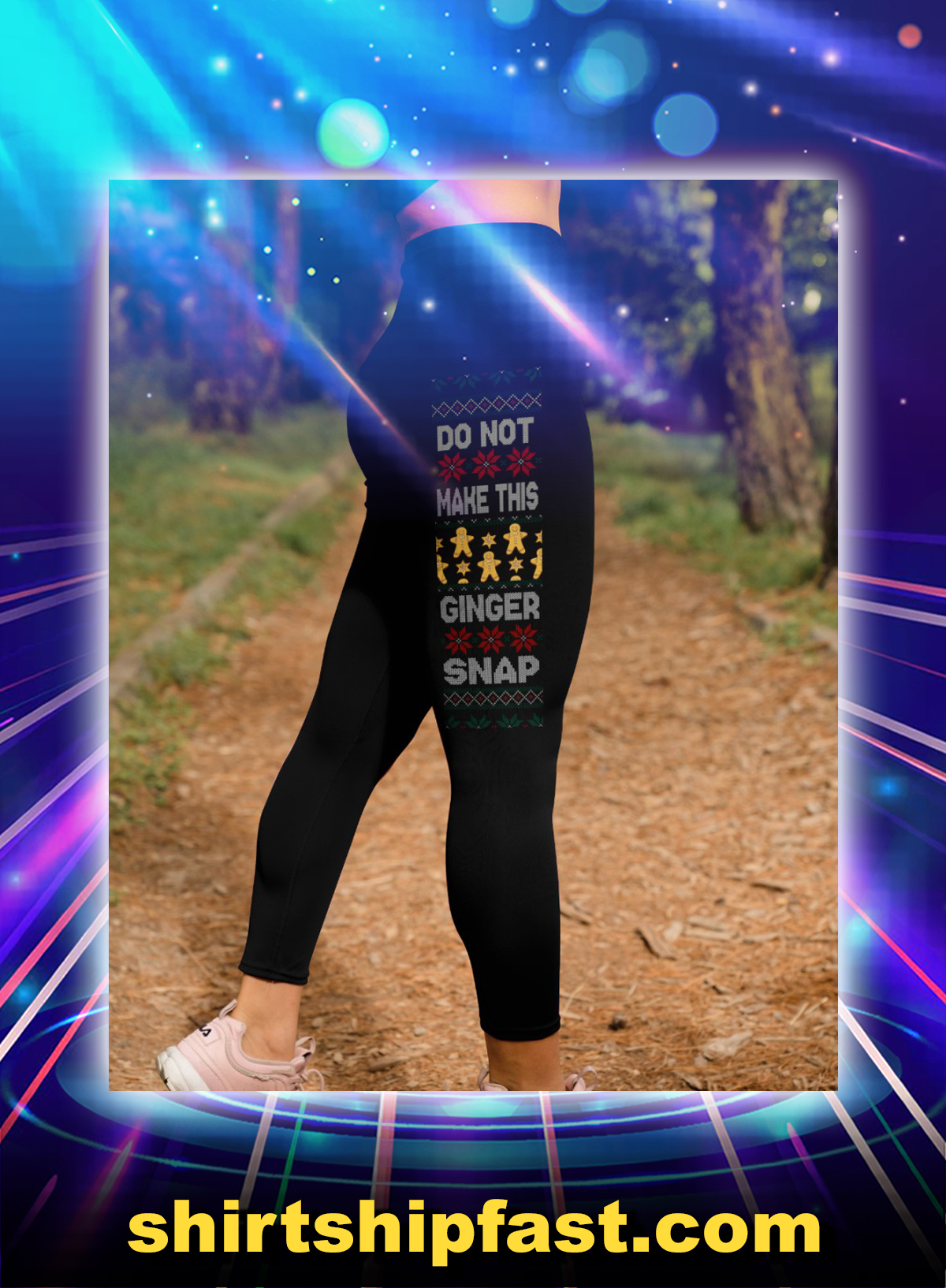 Do not make this ginger snap leggings - Picture 1