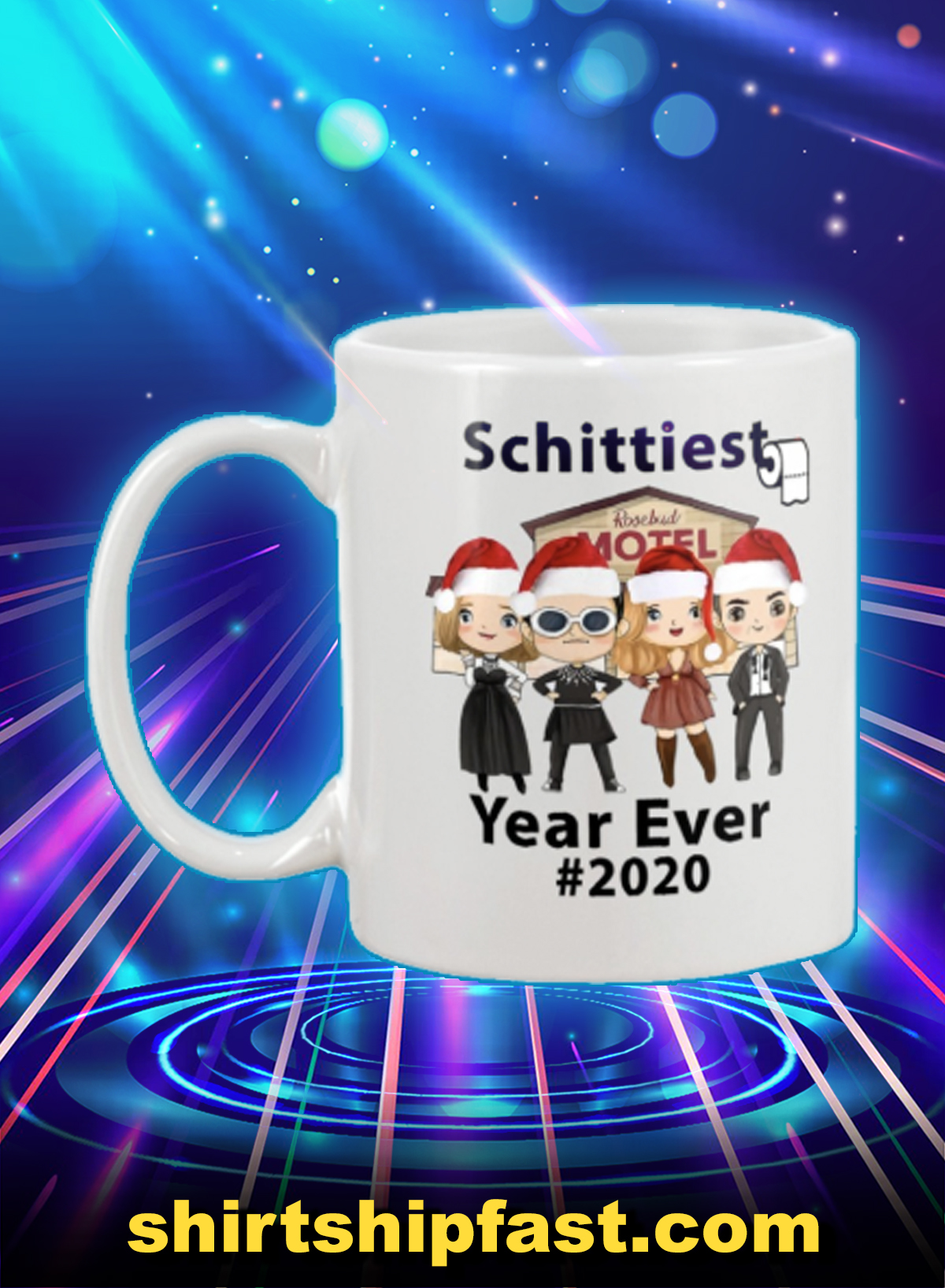 Schittiest year ever 2020 mug - Picture 1