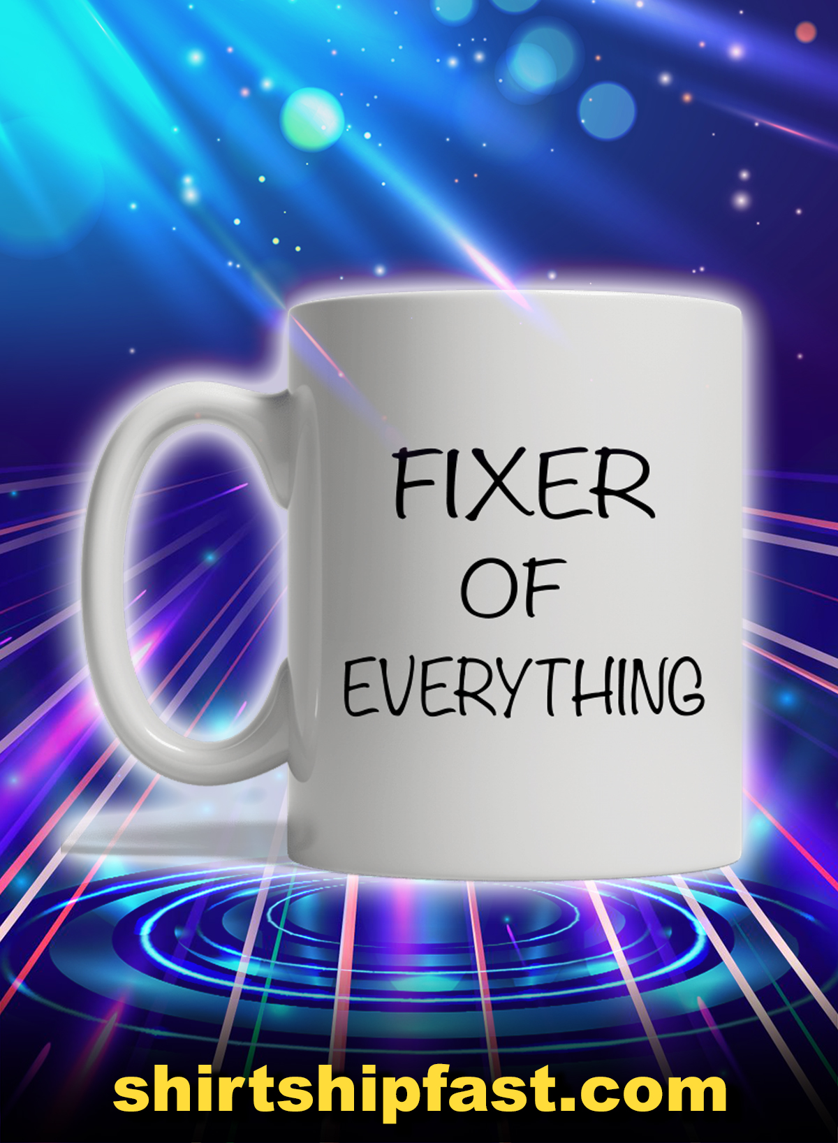 Fixer of everything mug - Picture 1