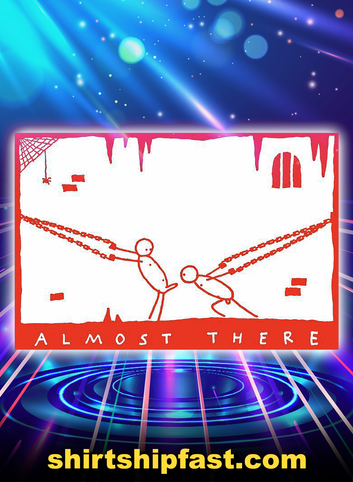 Almost there poster - Picture 3
