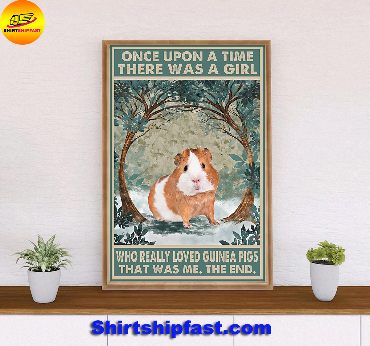Guinea Pig Once Upon A Time Poster - Picture 3