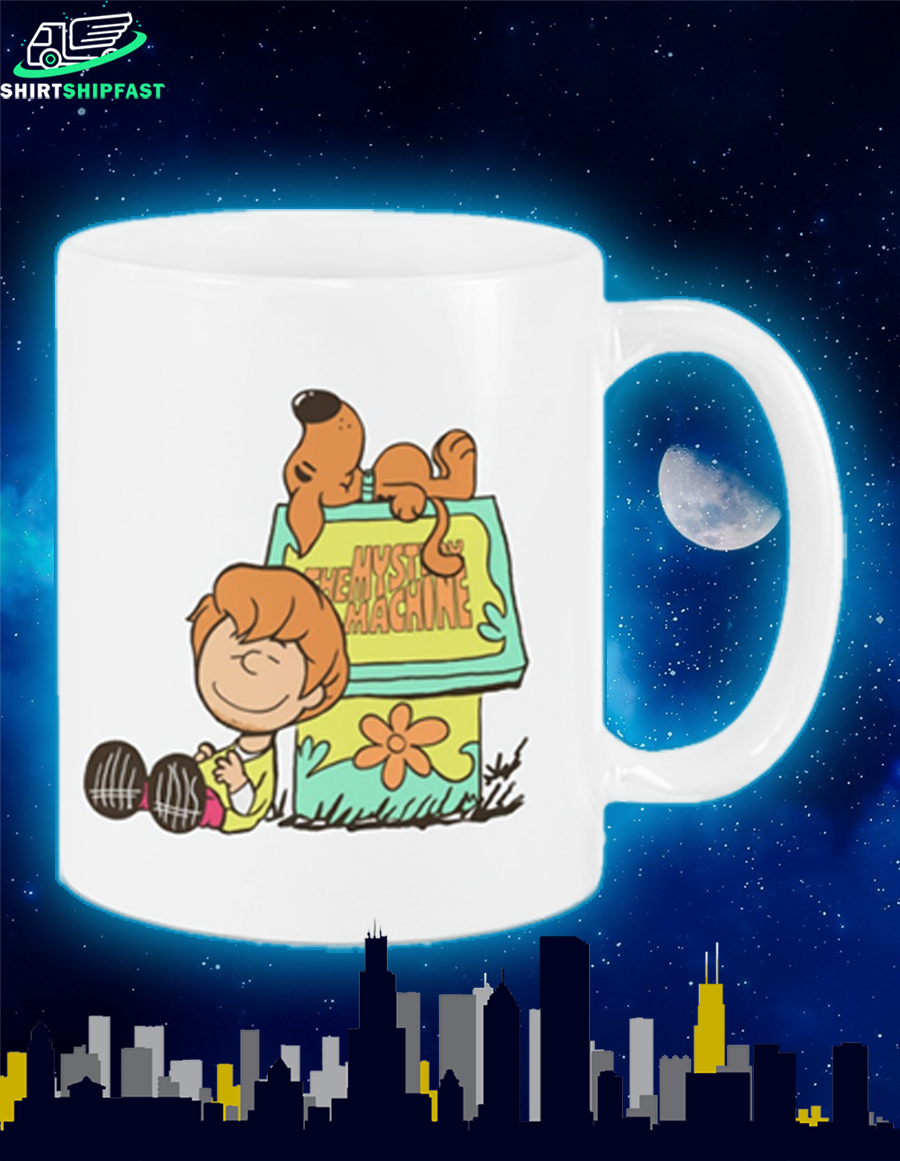 Scooby Doo the mystery machine mug - Picture 2
