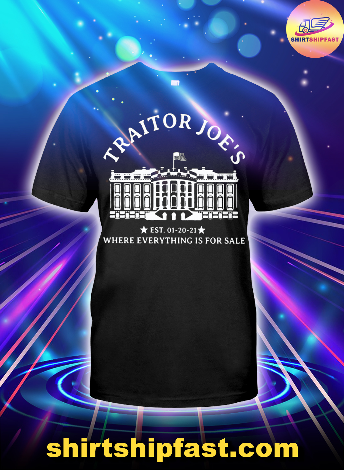Traitor Joe's where everything is for sale shirt