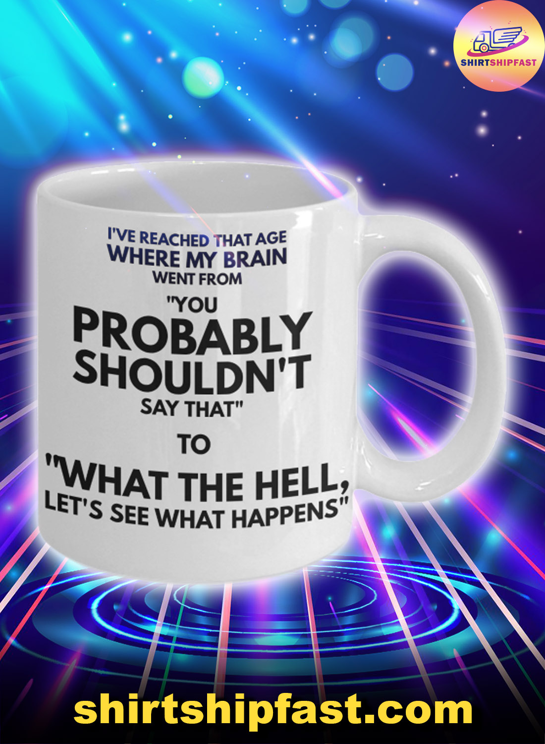 What the hell let's see what happens mug
