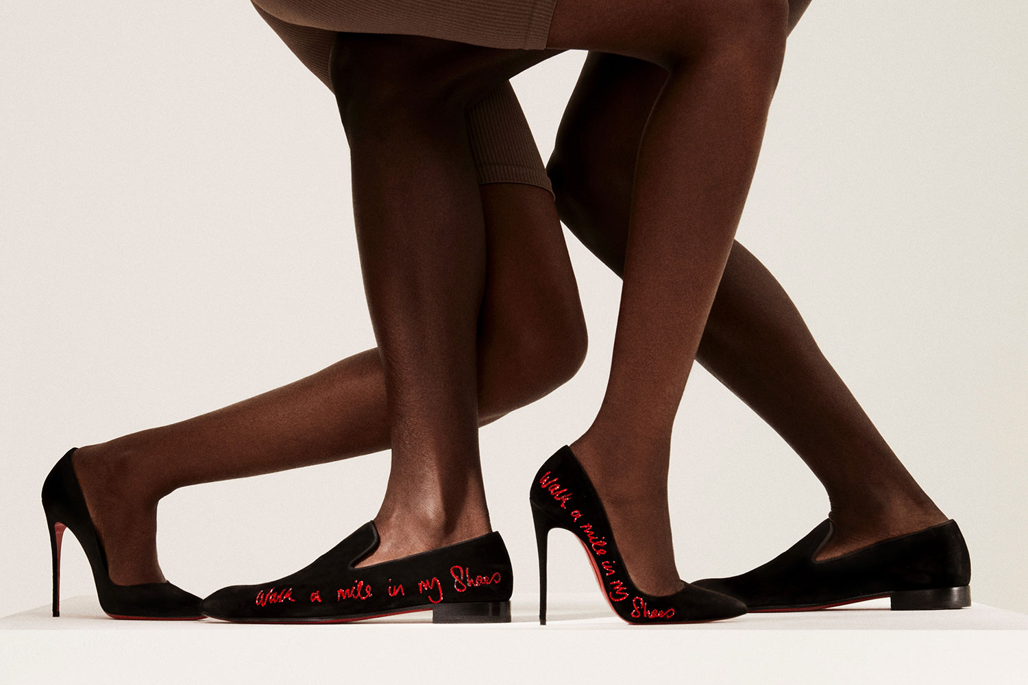 Christian Louboutin launches charity collection