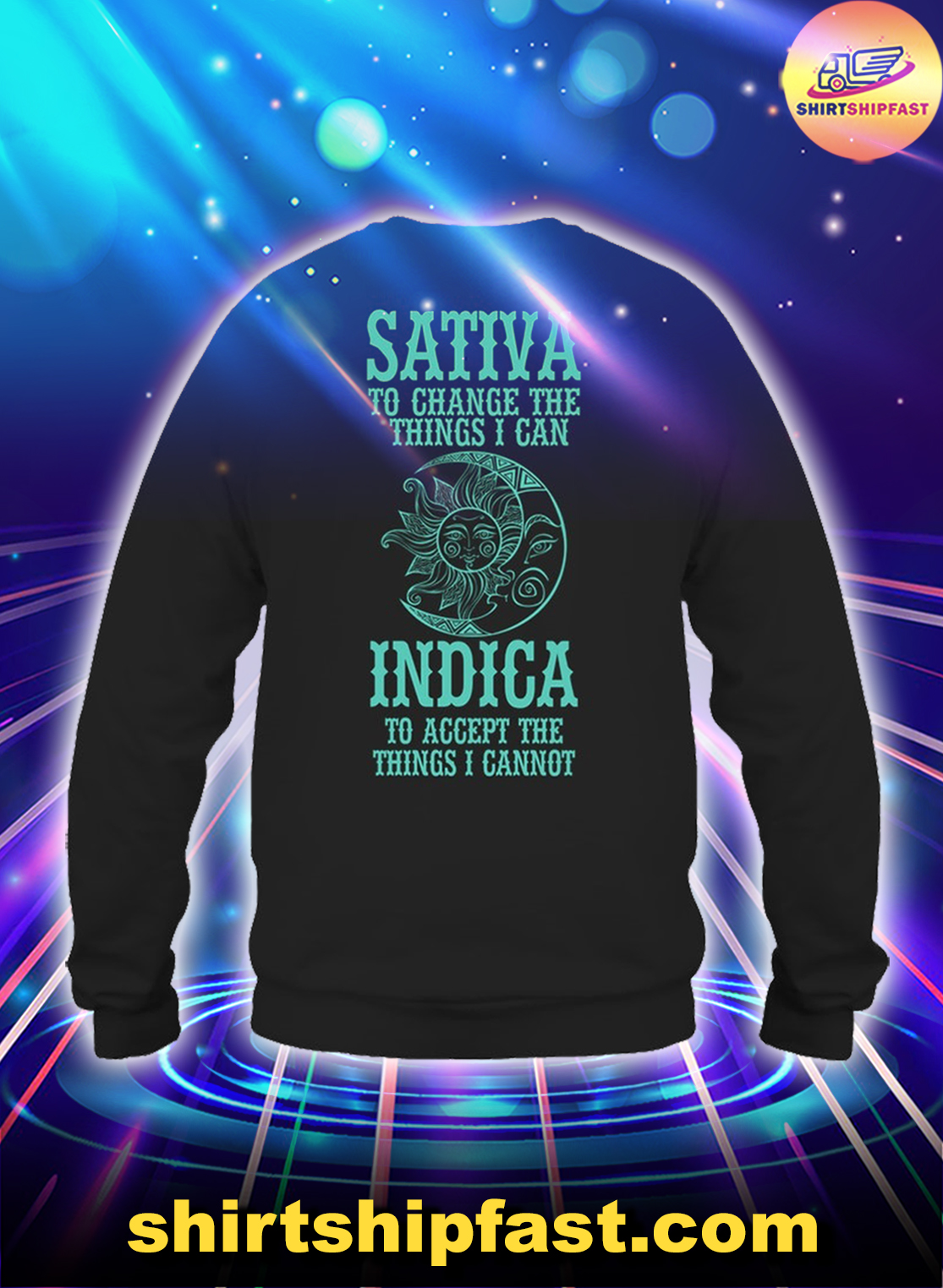 Savita to change the things I can Indica to accept the things I cannot sweatshirt