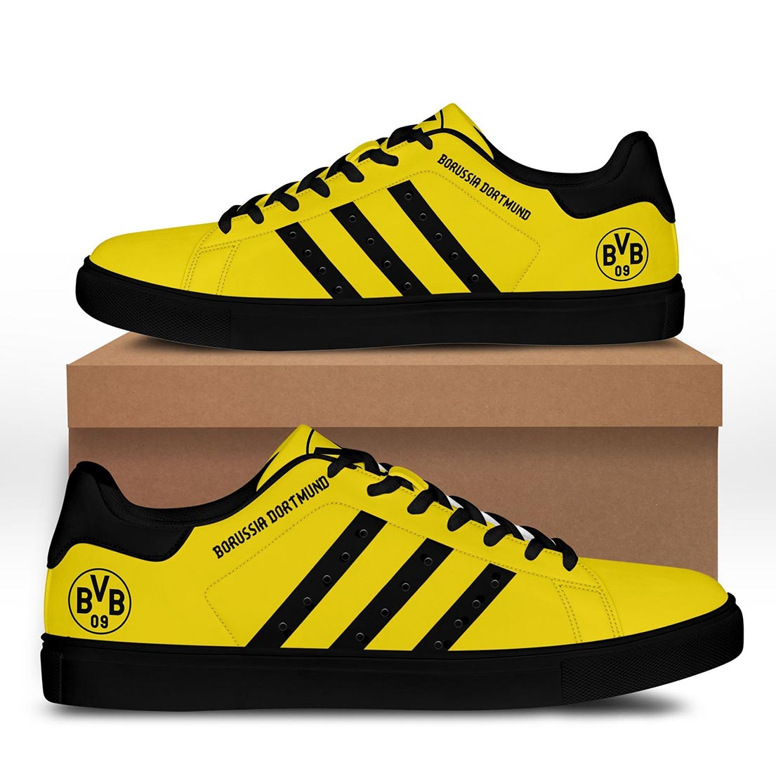Dortmund stan smith shoes - Picture 1