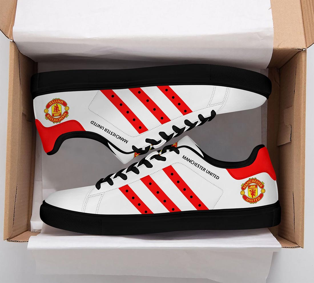 Manchester United stan smith shoes