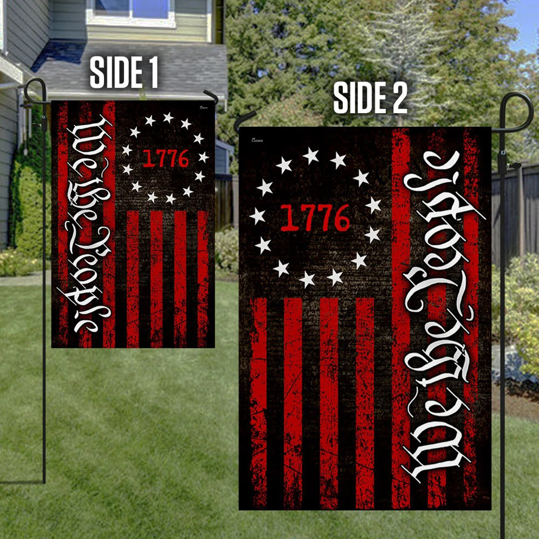 We the people betsy ross flag - Picture 1