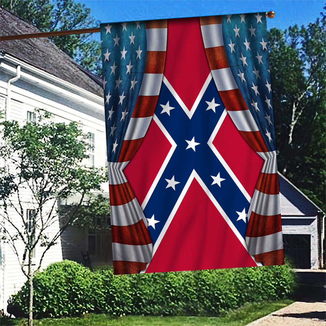 Southern Confederate States of America Flag